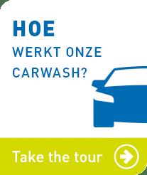 Hoe werkt onze carwash?